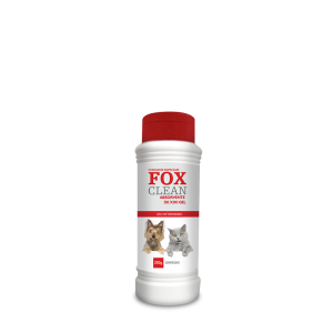 431 FOX CLEAN PÓ ABSORVENTE PARA XIXI