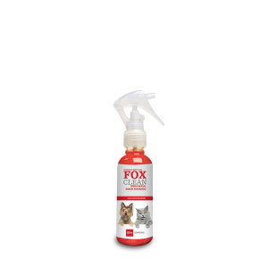 433 FOX CLEAN HIGIENE BUCAL SABOR MORANGO 120ML