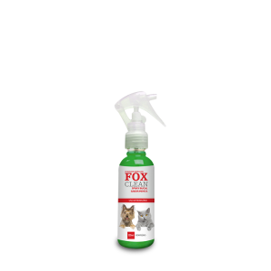 434 FOX CLEAN HIGIENE BUCAL SABOR MENTA 120ML
